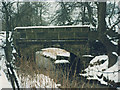 SE0927 : Bridge over Shibden Brook by Stephen Craven