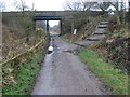 SJ9381 : Middlewood Way near Wood Lane East Bridge by Chris Wimbush