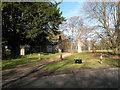 TL5461 : Gateway to Bottisham Park by Keith Edkins