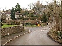 ST7156 : Shoscombe by Derek Harper