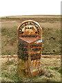 SE0015 : Rishworth Milepost by David Rogers