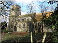 TL1071 : St Botolph's in early spring by Michael Trolove