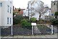 TQ8209 : Site of the Swan Inn, High St by N Chadwick