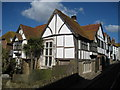 TQ8209 : Timber framed house on All Saints' Street, Hastings, East Sussex by Oast House Archive