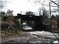 TQ0621 : Railway bridge by Dave Spicer