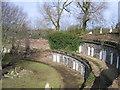 SP0587 : Sunken Amphitheatre, Cemetery Jewellery Quarter Birmingham by Roy Hughes