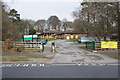 SU3916 : Oakwood Infant and Junior Schools, Lordswood by Peter Facey