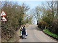 SP8813 : Road leading to Bridge 7 on Aylesbury Arm of Canal by Chris Reynolds