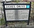 SJ9594 : James North Clock Information by Gerald England