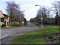 TQ4685 : Mayesbrook Park Entrance by Adrian Cable