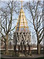 TQ3079 : Buxton Memorial (Fountain), Victoria Tower Gardens by Stephen Richards