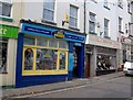 SX9165 : Toy and collectible shop, Fore Street, St Marychurch by Joan Vaughan