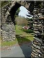 SN7675 : The Arch, near Cwmystwyth, Ceredigion : Week 11