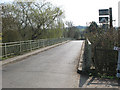 TQ6952 : Bow Hill Bridge, Wateringbury by Stephen Craven