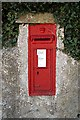 SW7742 : Victorian post box at Baldhu by Fred James