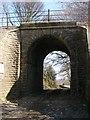 SE2306 : Rail Bridge by Gunthwaite Hall by SMJ