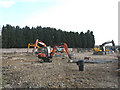 TQ7157 : Housing development off Kiln Barn Road, Ditton by Stephen Craven