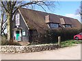 TQ7249 : Hunton Village Hall by David Anstiss