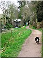 SP8707 : Wendover Arm: The Start of the Grand Union Canal Walk by Chris Reynolds