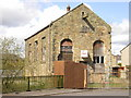 SD7933 : Engine house for Jubilee Mill by Alexander P Kapp