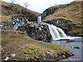 NM9218 : Waterfalls on Allt Dearg : Week 14