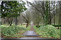 SP0382 : Lodge Hill Cemetery by Robin Stott