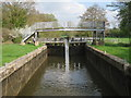 TQ6447 : East Lock by Oast House Archive