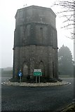 S4522 : Water tower at Piltown by Graham Horn