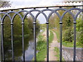 SO9795 : Moorcroft Junction Bridge View by Gordon Griffiths