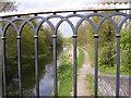 SO9795 : Moorcroft Junction Bridge View by Gordon Griffiths