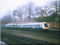 SU8656 : An Anglian train at Farnborough Main by Stephen Craven