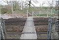 TQ4846 : Level Crossing, Bough Beech by N Chadwick