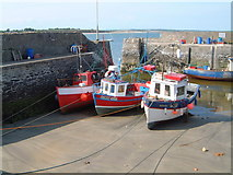 S8005 : Fethard Harbour by Peter Taylor