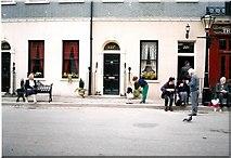 SJ8397 : Granada Studios Tour , Baker Street by HENRY CLARK