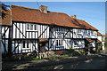 TQ6171 : Church Cottages, Church Street, Southfleet, Kent by Oast House Archive