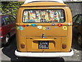 ST4939 : VW camper van by michael ely