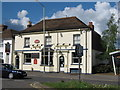 TR0042 : The British Volunteer Public House, Ashford by David Anstiss