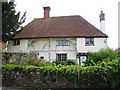 TQ7855 : Yew Tree House, Weavering Street, Boxley, Kent by Oast House Archive
