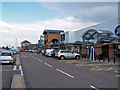 NH6945 : Inverness Retail and Business Park by Richard Dorrell