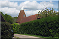 TQ5911 : Magham Oast, New Road, Hellingly, East Sussex by Oast House Archive