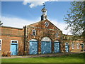 SP7225 : Claydon House: Outbuildings by Nigel Cox