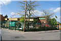 TQ5839 : Travis Perkins, Belgrave Rd & Goods Station Rd (2) by N Chadwick