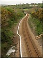 SW7840 : The Maritime Line near Ringwell by Derek Harper