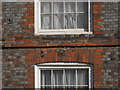 TQ8209 : Brick Detail at 6 High Street, Hastings by Oast House Archive