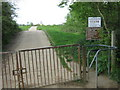 TQ5645 : Entrance to Haysden Country Park by David Anstiss