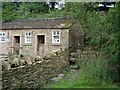 SE2406 : Old stables,Gunthwaite Mill by Paul Glover