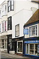 TQ8209 : 50 High Street, Hastings by Oast House Archive