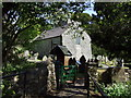 SS5590 : Ilston church : Week 19