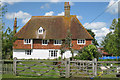 TQ8143 : Headcorn Place, Water Lane, Headcorn, Kent by Oast House Archive