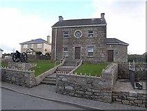 N1890 : Memorial Hall, Ballinamuck by Oliver Dixon